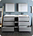"""Lazzaro 72"""" Free Standing Double Sink Modern Bathroom Vanity with Medicine Cabinet, Faucets and Color Options"""