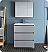 """Lazzaro 30"""" Free Standing Modern Bathroom Vanity with Medicine Cabinet, Faucet and Color Options"""