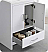 """Imperia 24"""" Free Standing Modern Bathroom Vanity with Medicine Cabinet, Faucet and Color Options"""