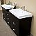 Bellaterra Home 203107-D Bathroom Vanity Sinks