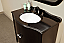 Bellaterra Home 203037-Black Bath Sink