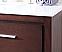"Adelina 48"" Tennant Brand Modern Style Bathroom Sink Vanity in Espresso Finish with Quartz Stone Countertop"