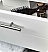 "Fresca Lucera 24"" White Wall Hung Vessel Sink Modern Bathroom Vanity with Medicine Cabinet"