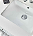 """Fresca Lucera 72"""" White Wall Hung Double Undermount Sink Modern Bathroom Vanity with Medicine Cabinets"""