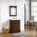 "24"" Traditional Bathroom Vanity - English Chestnut Finish with Top and Mirror Options"