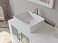 Cambridge 71 inch Double Sink Bathroom Vanity Set sink