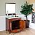 Bellaterra Home 203110W Bathroom Vanity Cabinet