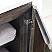 """Fresca Formosa 24"""" Floor Standing Modern Bathroom Vanity with Open Bottom & Mirror"""