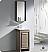 Fresca Allier Bathroom Vanity Grey Oak