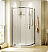 Fleurco Banyo Shuttle Round 40 Semi Frameless Curved Sliding Doors