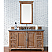 """James Martin Providence Collection 60"""" Single Vanity Cabinet, Driftwood Finish"""