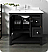 "Fresca Manchester 36"" Traditional Bathroom Cabinet with Top & Sink - Color Options"