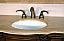 Silkroad Antique Double Sink Bath Vanity