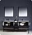 """Fresca Torino 84"""" Oak Double Sink Bath Cabinets"""