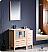 "Fresca Torino 36"" Oak Modern Bathroom Vanity"
