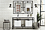 """James Martin Boston Collection 63"""" Stainless Steel Sink Console (Double Basins), Matte Black"""