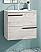 """24"""" Single Sink Vanity 2 Drawer With Ceramic Sink"""