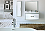 """40"""" Single Sink Bathroom Vanity 2 Drawer with Ceramic Sink"""