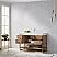 "48"" Single Vanity in North American Oak with White Grain Stone Countertop, No Mirror"