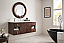 "James Martin Sonoma Collection 48"" Single Vanity, Coffee Oak with Top Options"