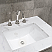 """30"""" Single Sink Carrara White Marble Countertop Vanity in Grey Oak with Mirror and Faucet Options"""