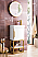 """James Martin Columbia 16"""" Single Vanity Cabinet, Glossy White with Hardware and Countertop Options"""