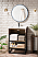 """James Martin Columbia 24"""" Single Vanity Cabinet, Latte Oak with Hardware and Countertop Options"""