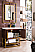 """James Martin Columbia 31.5"""" Single Vanity Cabinet, Coffee Oak with Hardware and Countertop Options"""