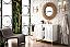"James Martin Alicante 39.5"" Single Vanity Cabinet, Glossy White"
