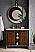 """James Martin Alicante 39.5"""" Single Vanity Cabinet, Mid Century Acacia"""