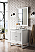 """James Martin Athens Collection 30"""" Single Vanity Cabinet, Glossy White"""