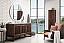 "James Martin Athens Collection 60"" Single Vanity Cabinet , Mid Century Acacia"