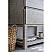"""30"""" Floor Standing Open Bottom Modern Bathroom Cabinet w/ Top & Sink in Ash"""