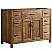 "47"" Bath Vanity Cabinet Only in Walnut"