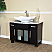 Bellaterra Home 604023B Single Sink Bathroom Vanity