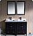 "Fresca Oxford 48"" Double Sink Bathroom Vanity"