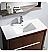 "Fresca Allier 40"" Modern Bathroom Vanity"