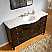 Silkroad 58 inch Traditional Bathroom Vanity