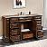 Silkroad 60 inch Charleston Antique Bathroom Vanity