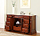Silkroad 62 inch Antique Bathroom Vanity