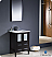 "Fresca Torino 24"" Modern Bathroom Vanity Espresso Finish"