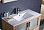 "Fresca Torino 36"" Light Oak Bathroom Vanity"