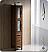 Fresca Torino Walnut Linen Cabinet
