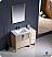Fresca Torino 42 inch Light Oak Modern Bath Vanity