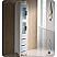 """Fresca Torino 84"""" White Cabinet"""