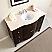 Silkroad Exclusive 48 inch Bathroom Single Sink Vanity