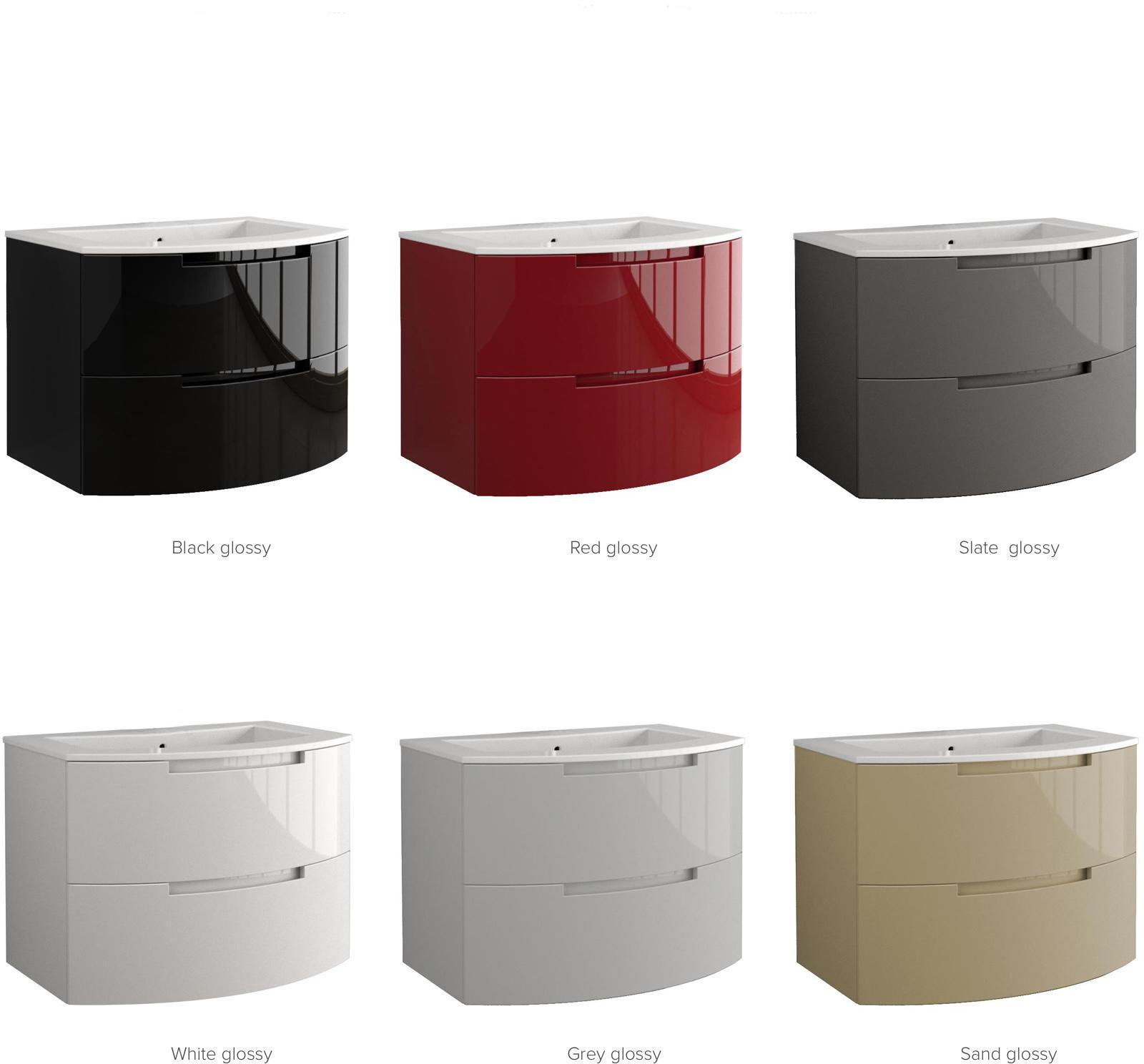 ... 29 Inch Modern Floating Bathroom Vanities