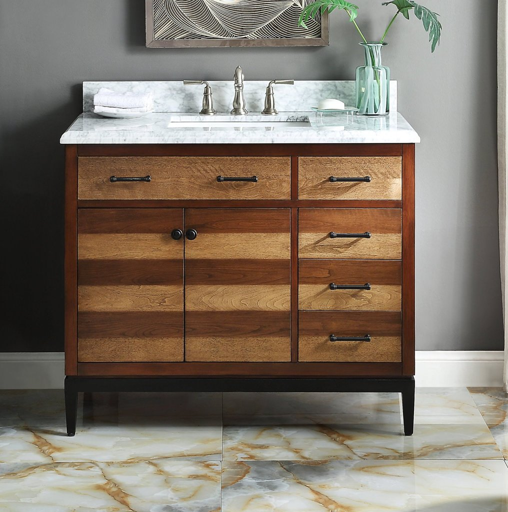 Adelina 42 Quot Tenant Brand Urban Modern Eclectic Selva Sink