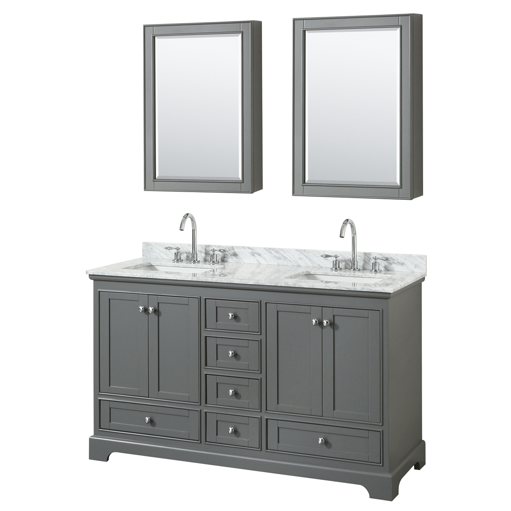 bathroom vanities 60 double sink 60 inch sink transitional grey finish bathroom 22454