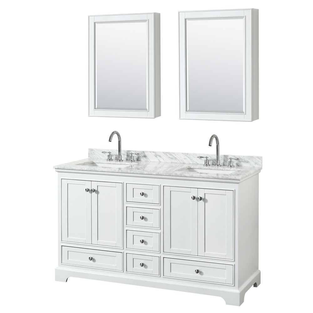 60 bathroom vanity double sink 60 inch sink transitional white finish bathroom 21861